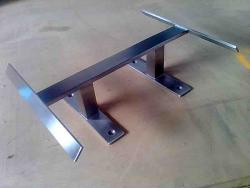 Stainless steel mounting